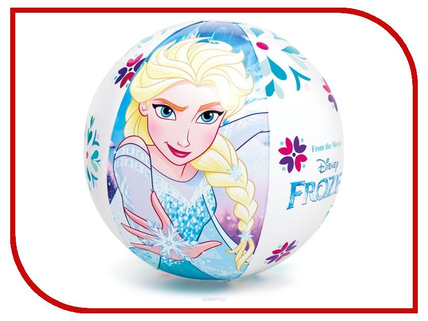 Надувная игрушка Intex Мяч Холодное сердце 58021