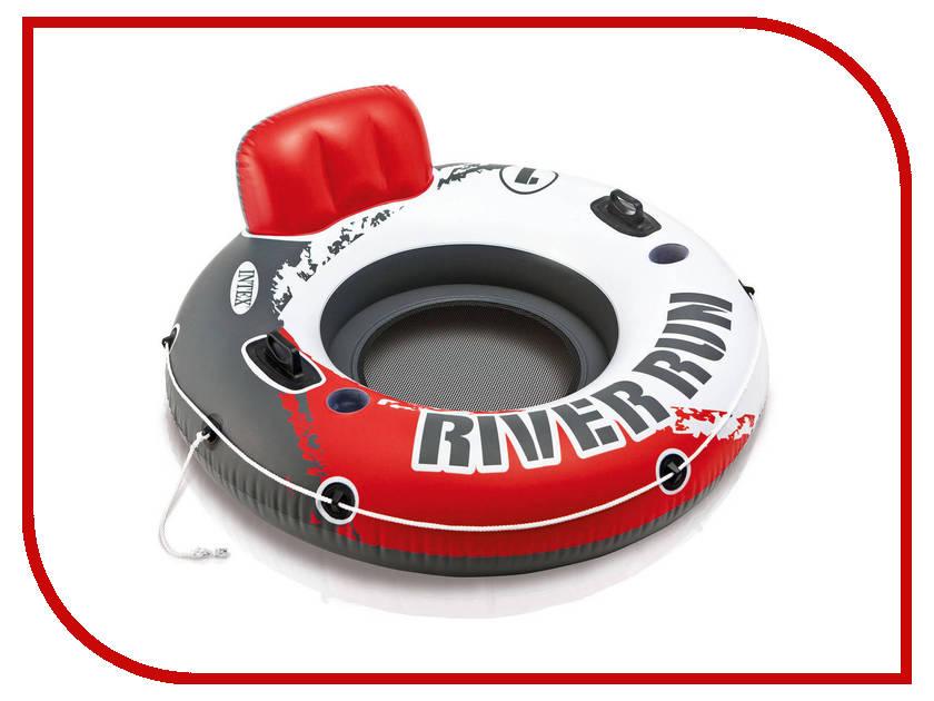 Надувной круг Intex Red River Run1 56825 сумка river island river island ri004bwzyz56