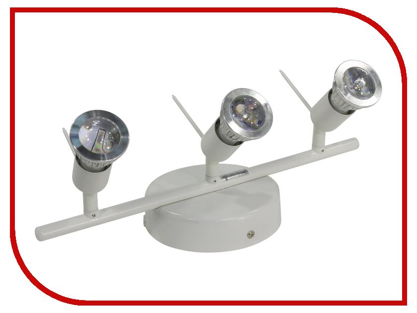 Светодиодный фитосветильник Espada Fito E-3SGU10L-6-5W светодиодная фитолампа espada fito led e27 5w 85 265v