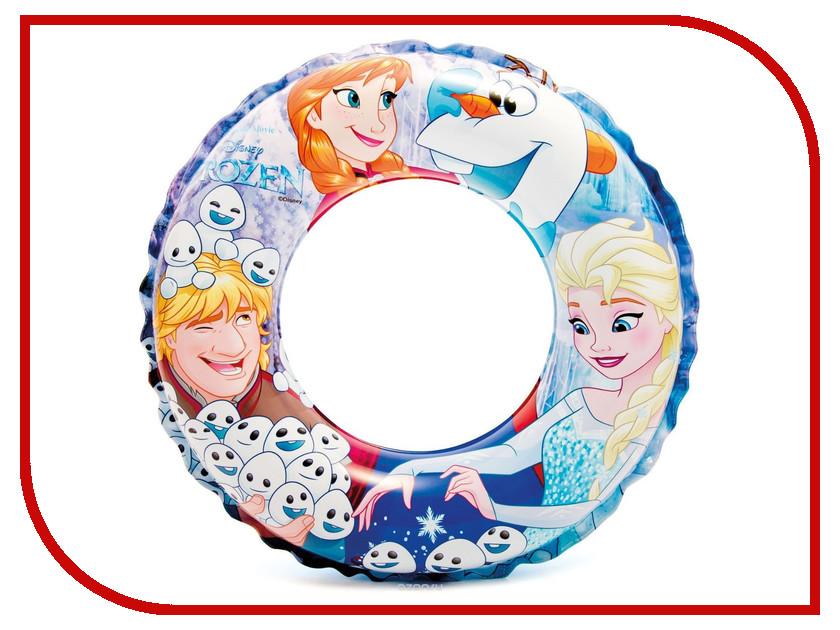 Надувной круг Intex Холодное сердце 56201