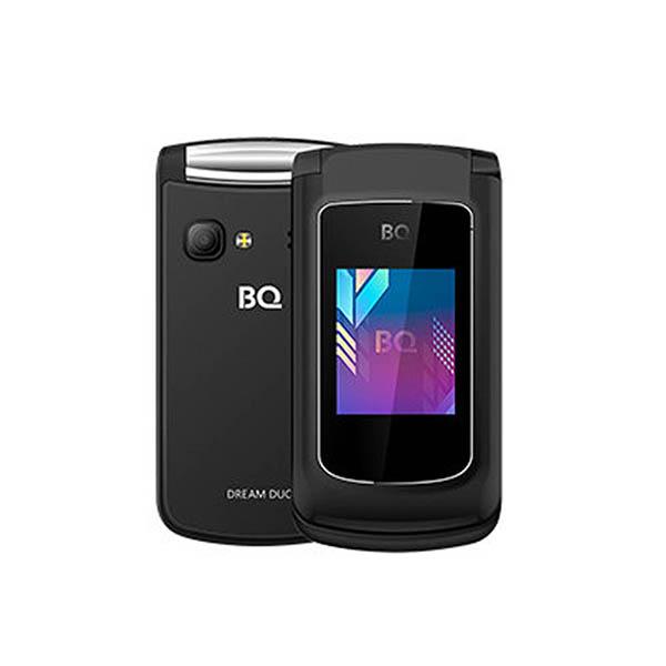 Сотовый телефон BQ 2433 Dream DUO Black цена и фото