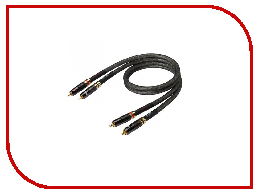 все цены на Аксессуар Real Cable CA1801 1m онлайн