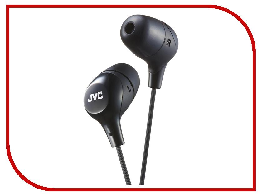 JVC HA-FX38-B-E Black цена
