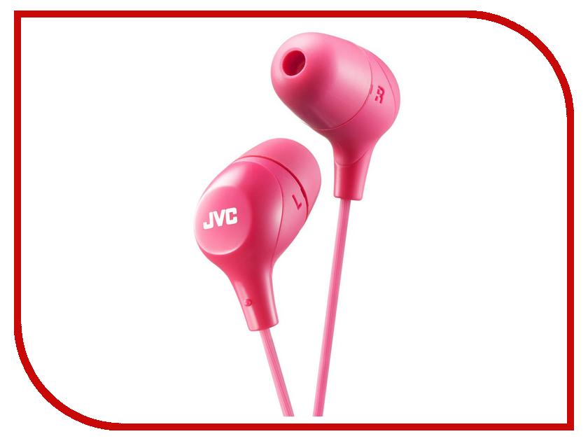 JVC HA-FX38-P-E Pink цена