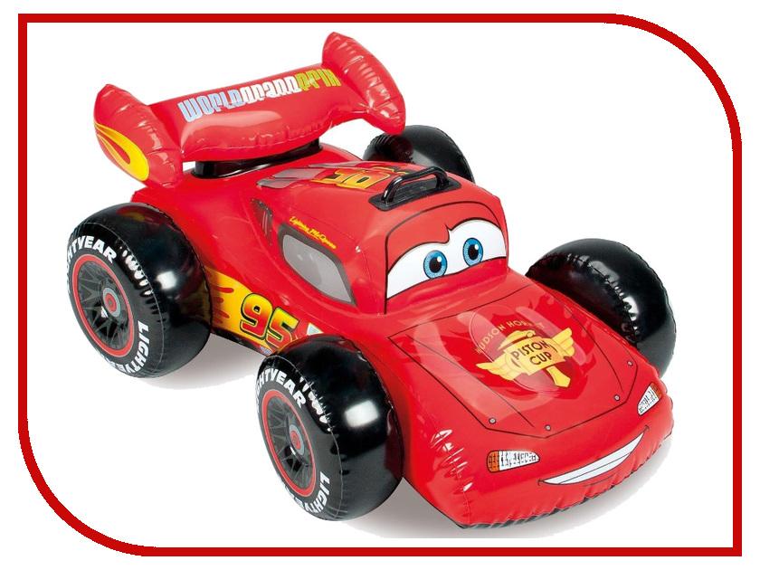 Надувная игрушка Intex Тачки 57516 лодка intex challenger k1 68305