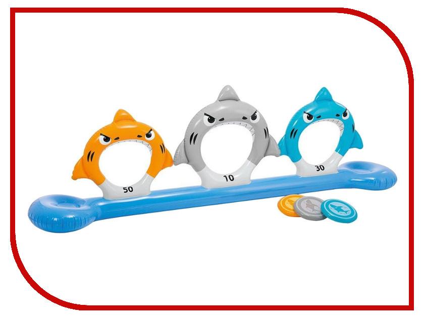 Надувная игрушка Intex Акулы 57501 надувная игрушка для плавания intex 58523 касатка