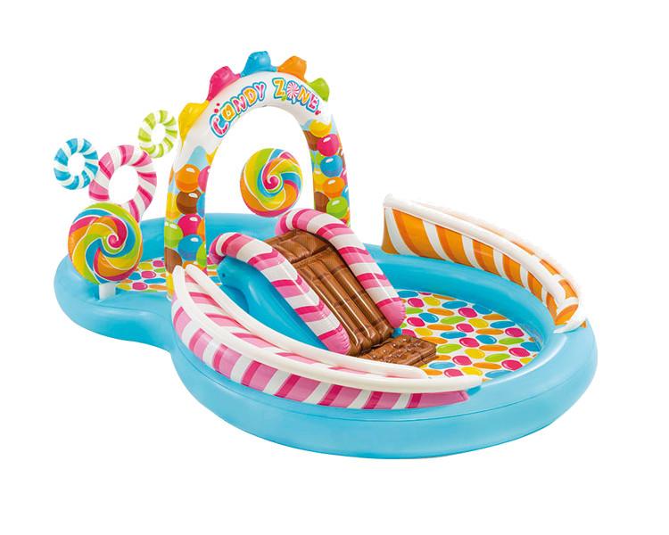 Детский бассейн Intex Территория сладостей 57149