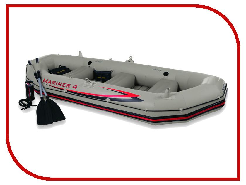 Лодка Intex Mariner 68376 лодка intex challenger 2 set 68367