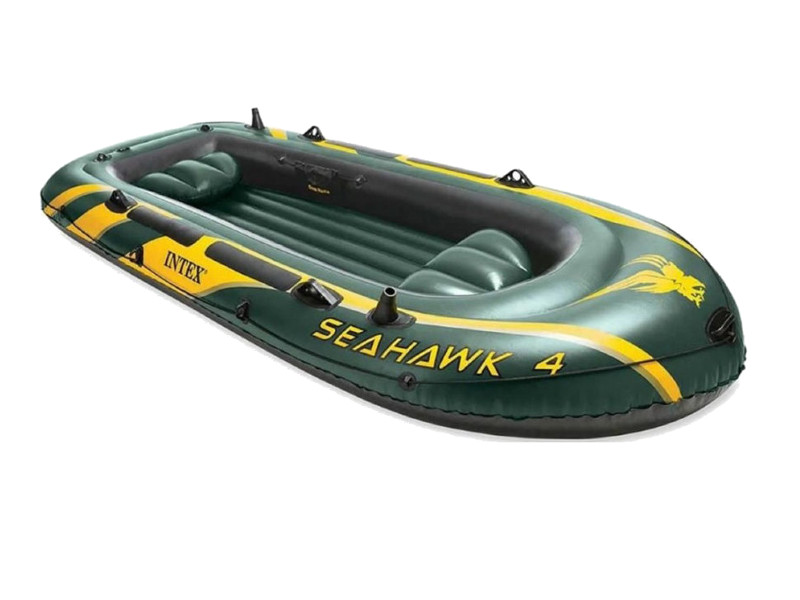 Лодка Intex Seahawk 68350