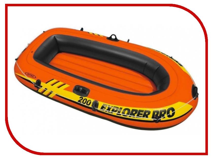 Лодка Intex Explorer Pro 200 58356 intex надувная лодка explorer pro 300 intex