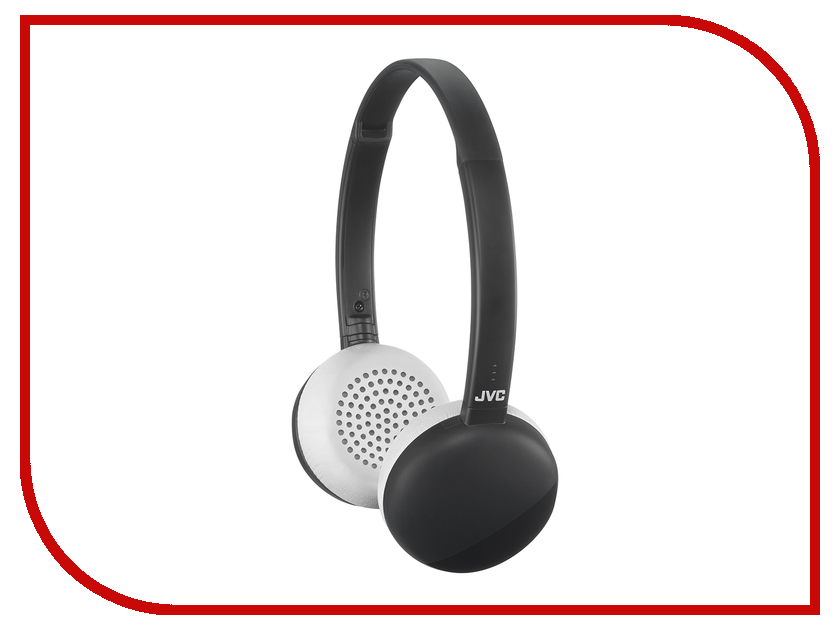 JVC Bluetooth HA-S20BT-B-E Black