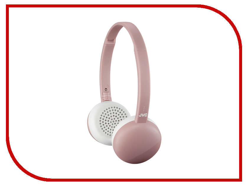 JVC Bluetooth HA-S20BT-P-E Pink от JVC
