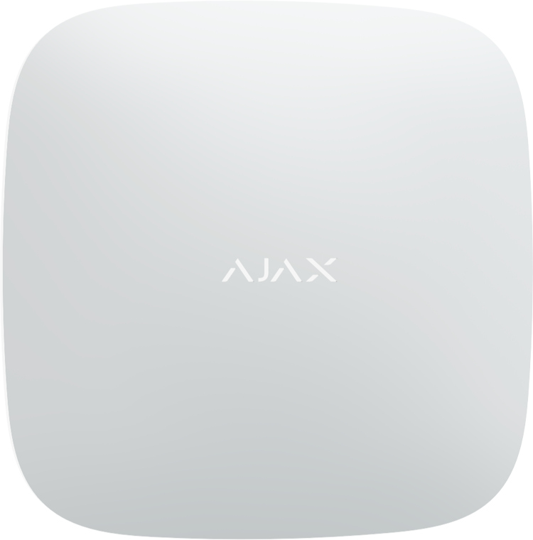 Контроллер Ajax Hub White 7561.01.WH1 контроллер ajax hub white 7561 01 wh1