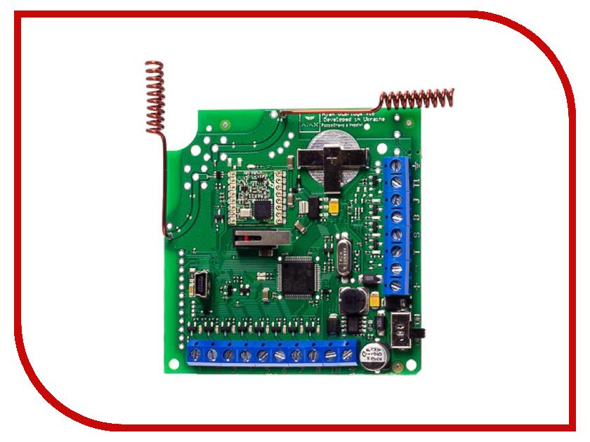 Аксессуар Модуль интеграции Ajax ocBridge Plus датчик ajax fireprotect plus white