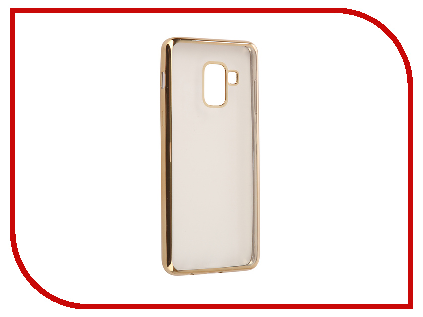 Аксессуар Чехол для Samsung Galaxy A8 2018 A530 iBox Blaze Gold frame fashionable protective bumper frame case with bowknot for samsung galaxy s3 i9300 black