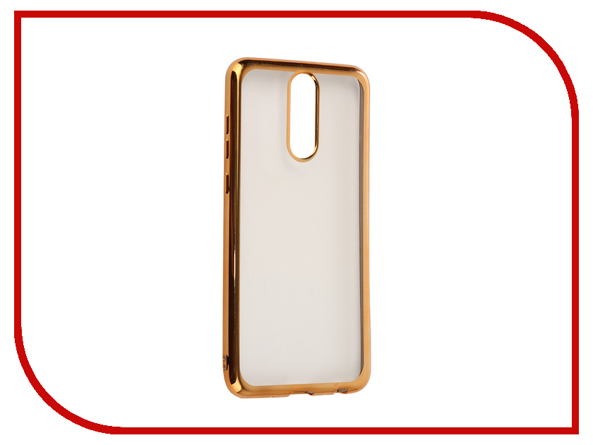 Аксессуар Чехол Huawei Nova 2i / Honor 9i / Mate 10 iBox Blaze Gold frame boxwave i mate jaq3 bamboo natural panel stand premium bamboo real wood stand for your i mate jaq3 small