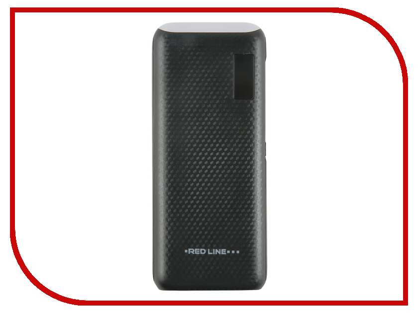 Аккумулятор Red Line UK-108 15000mAh Black УТ000013536 аккумулятор red line rs 20000mah blue