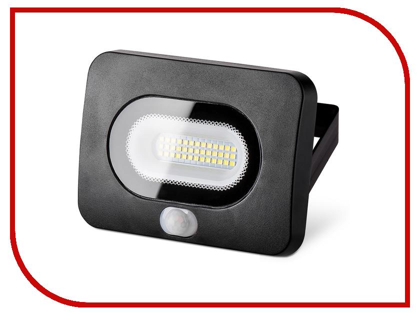 Прожектор Wolta WFL-10W/05s 10W 220V 5500K SMD IP65 Black прожектор wolta wfl 150w 06 150w 220v 5500k smd ip65