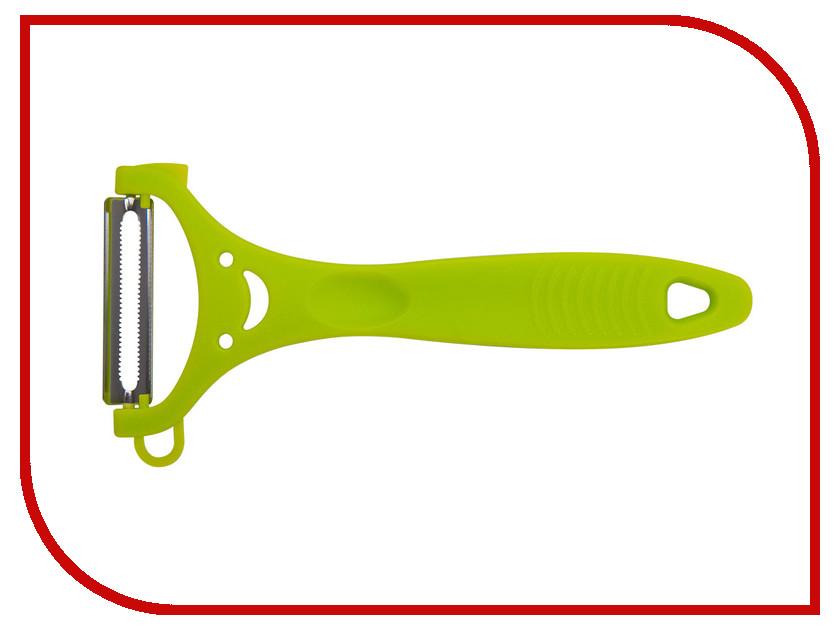 Овощечистка Regent Inox Linea Promo 94-3704 нож для пиццы regent inox linea promo 94 3705