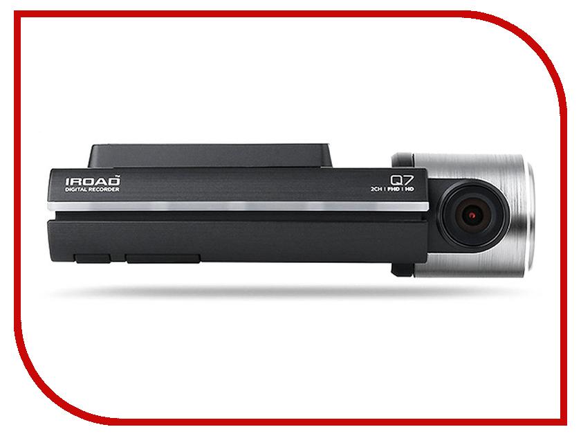 Видеорегистратор Iroad Q7 (2CH) автомобильный усилитель 2 канала sony xm n502 q