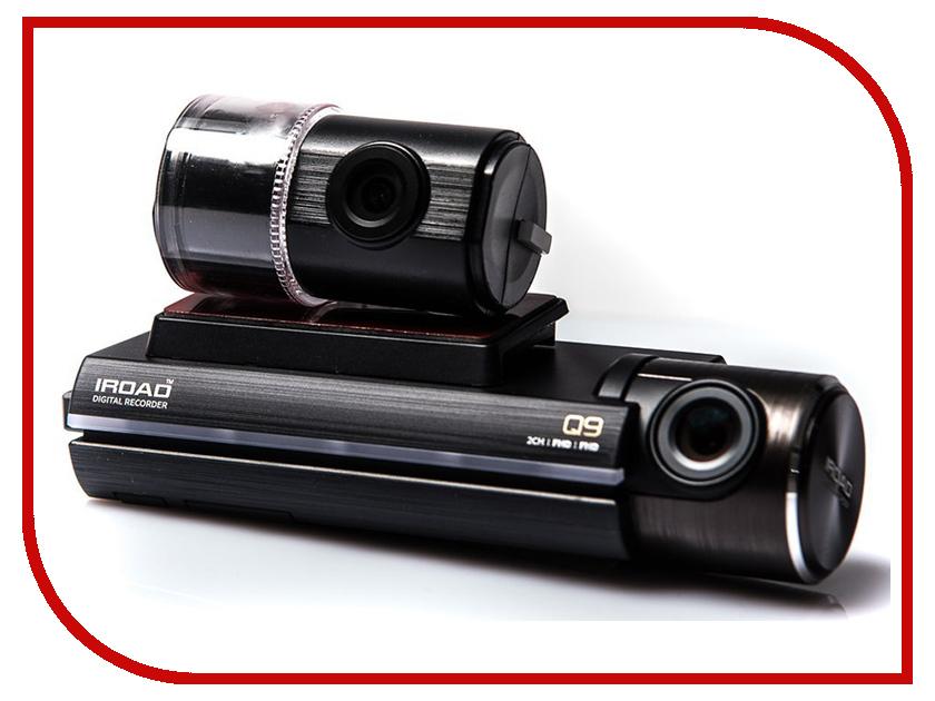 Видеорегистратор Iroad Q9 (2CH) автомобильный усилитель 2 канала sony xm n502 q