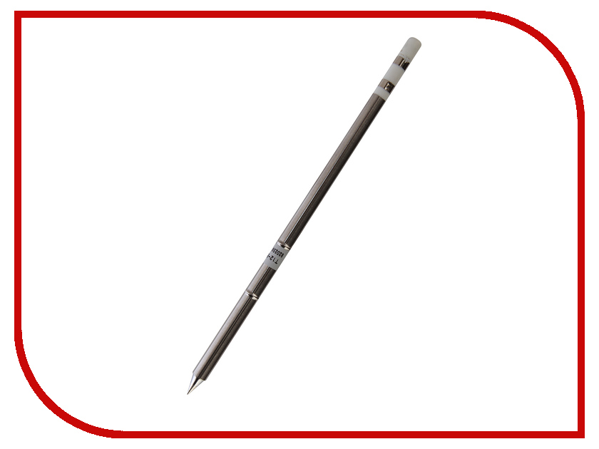 Сменный наконечник TopON T12-B для FM-2027/FM-2028/Dsk T12-D / HAKKO 942/FX-950/FX-951/FX-952/FM-203/FM-204/FM-206 аккумулятор topon top x51 11 1v 4800mah для asus pn a32 t12 a32 x51 90 nqk1b1000y