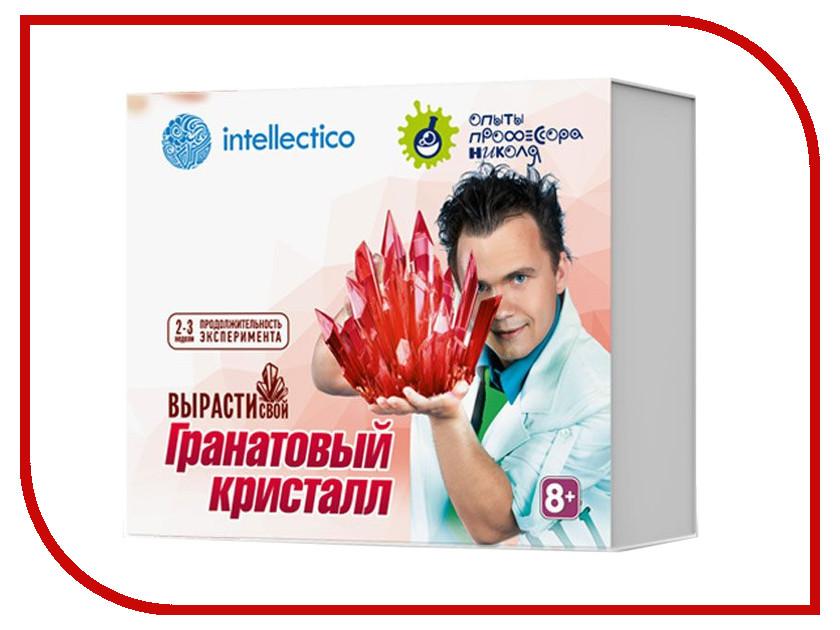 Игра Intellectico Магические кристаллы Red 501