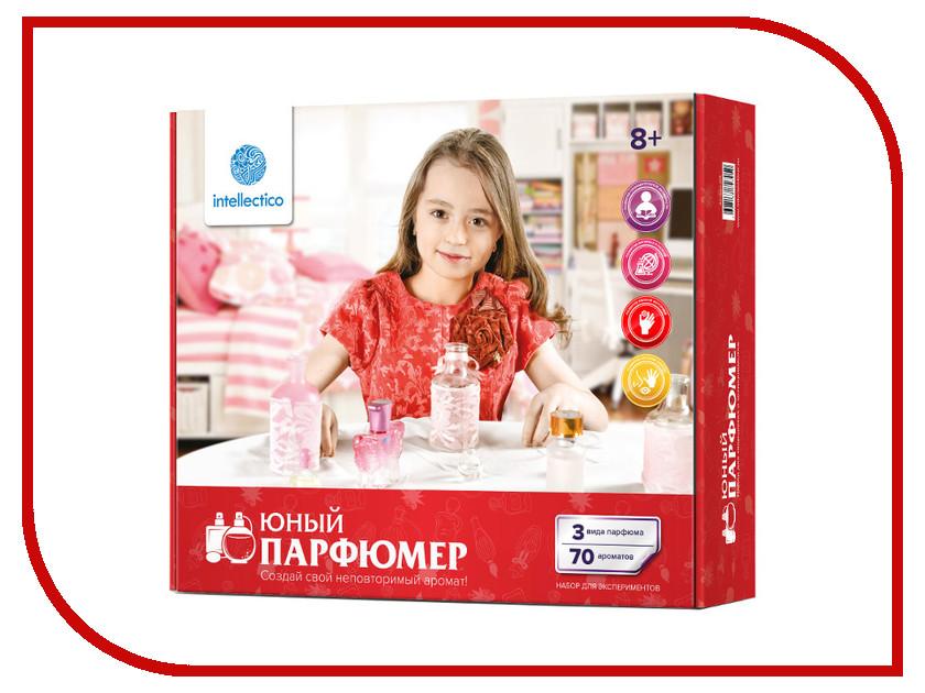 Набор для творчества Intellectico Юный Парфюмер705 набор для творчества каррас юный парфюмер французские ароматы 321
