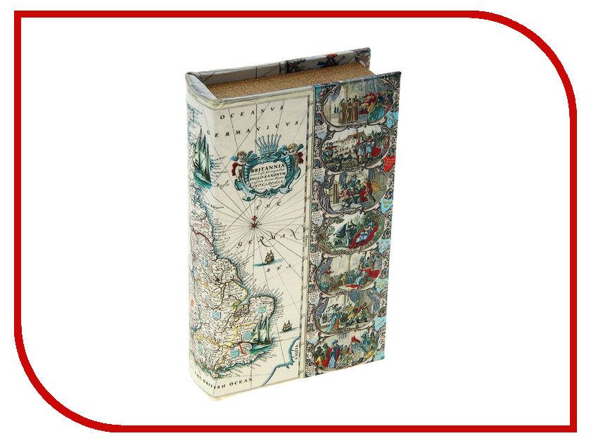 Фото - Сейф книга СИМА-ЛЕНД Путешествия вокруг света 109218 путешествия
