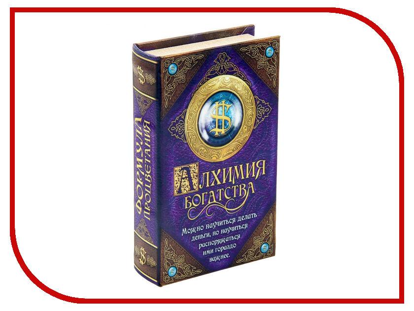 Шкатулка Шкатулка-сейф СИМА-ЛЕНД Алхимия богатства 1202430 свч supra mws 1808mw 18 л белый
