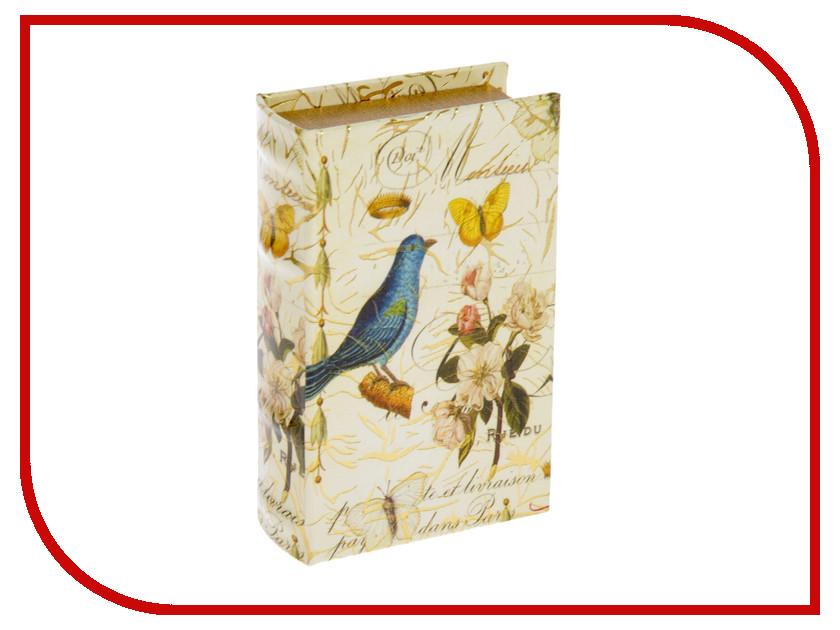 Шкатулка СИМА-ЛЕНД Соловушка 17x11x5cm 1522129 сейф книга сима ленд соловушка 1522132