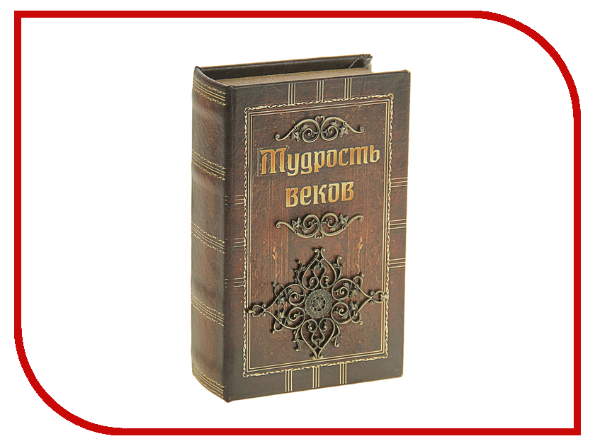 Шкатулка СИМА-ЛЕНД Мудрость веков 5x11x17cm 117305