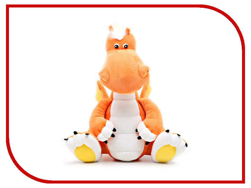 Игрушка Princess Love Дракончик Гоша 55cm Orange princess princess 142650 тостер