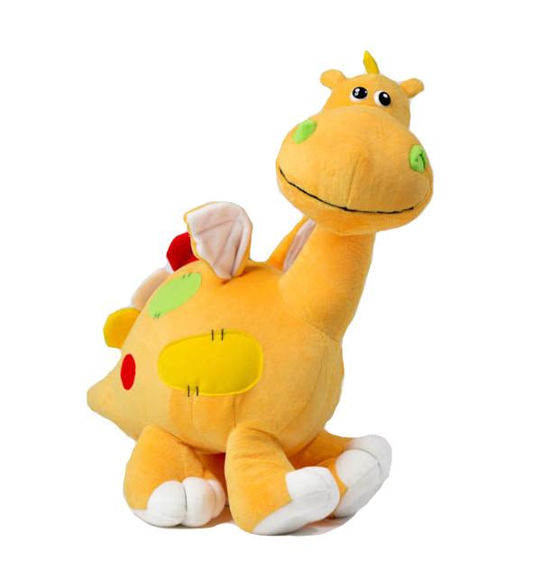 Игрушка Princess Love Дракончик Дино 75cm Yellow недорго, оригинальная цена