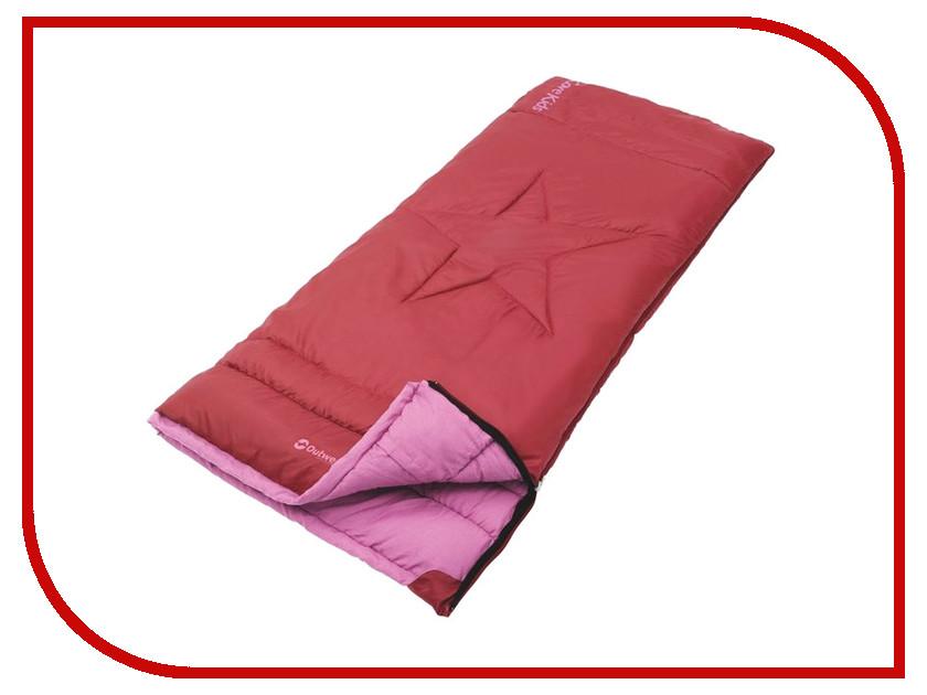 Cпальный мешок Outwell Cave Kids Red cпальный мешок high peak pak 1600 23310