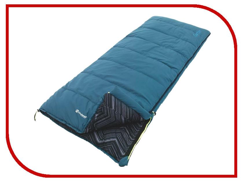 Cпальный мешок Outwell Courtier Blue