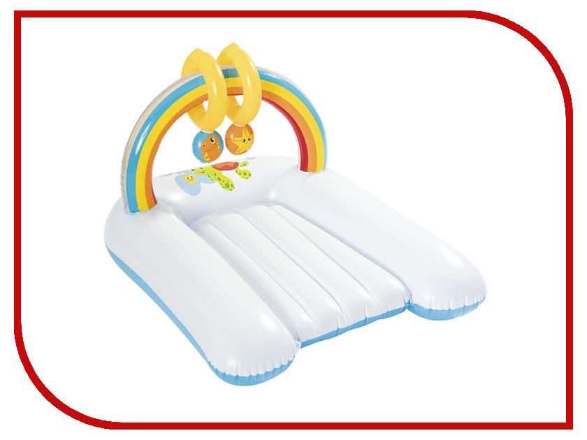 Надувная игрушка BestWay Надувной матрас для пеленания 52241 BW bestway надувной пляжный матрас 119х61см принцессы дисней
