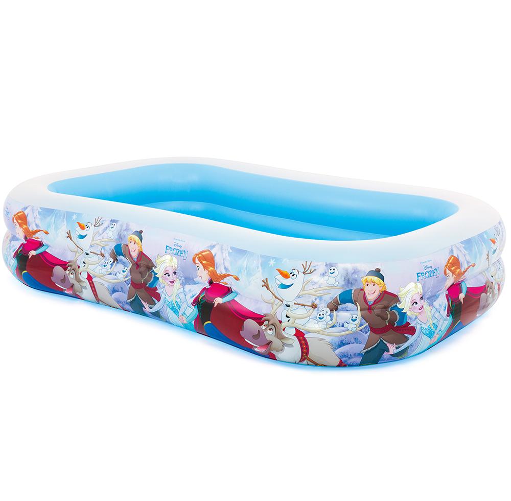 Детский бассейн Intex Холодное сердце 58469
