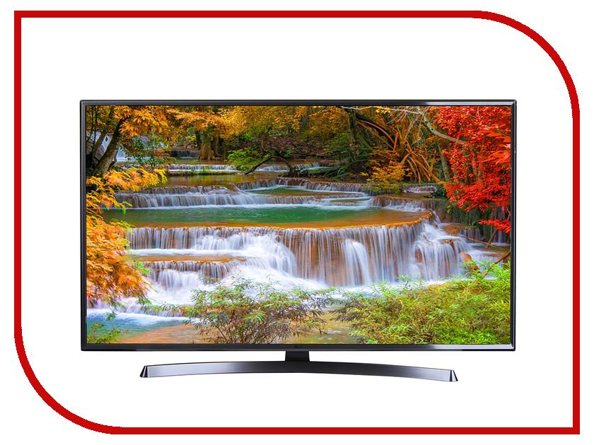 Телевизор LG 50UK6510PLB пылесос lg vc53202nhtr