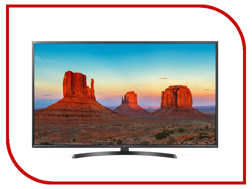 Телевизор LG 55UK6450PLC пылесос lg vc53202nhtr