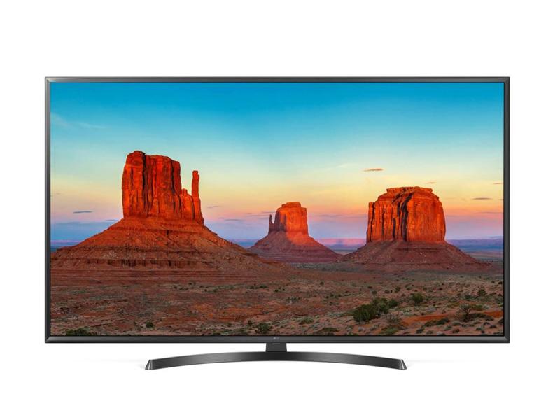 Телевизор LG 55UK6450PLC цена и фото