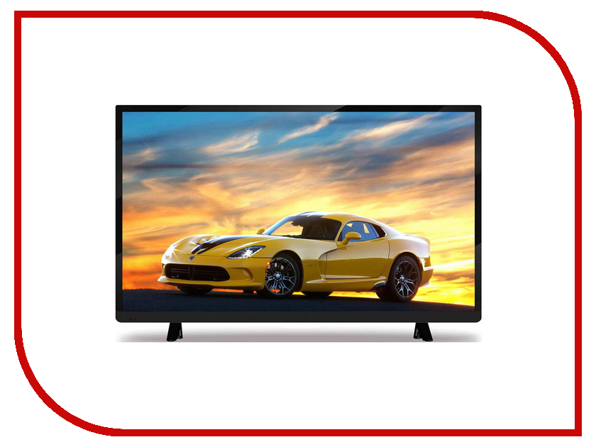 Телевизор Erisson 39LED20T2 led телевизор erisson 39lea20t2 smart