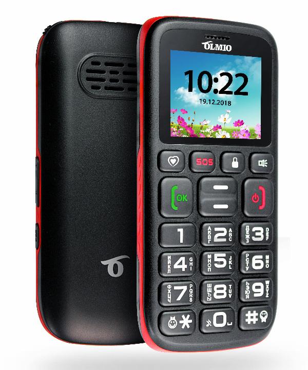 Сотовый телефон Olmio C17