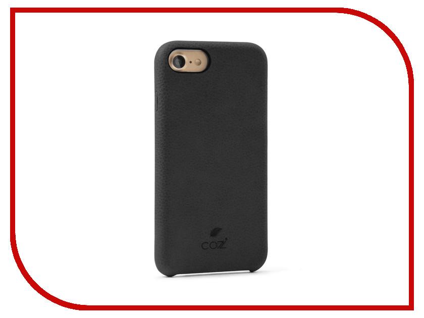 Аксессуар Чехол Cozistyle Cozi Case для iPhone 8 / 7 Black CGLC7010 nowley 8 7010 0 2