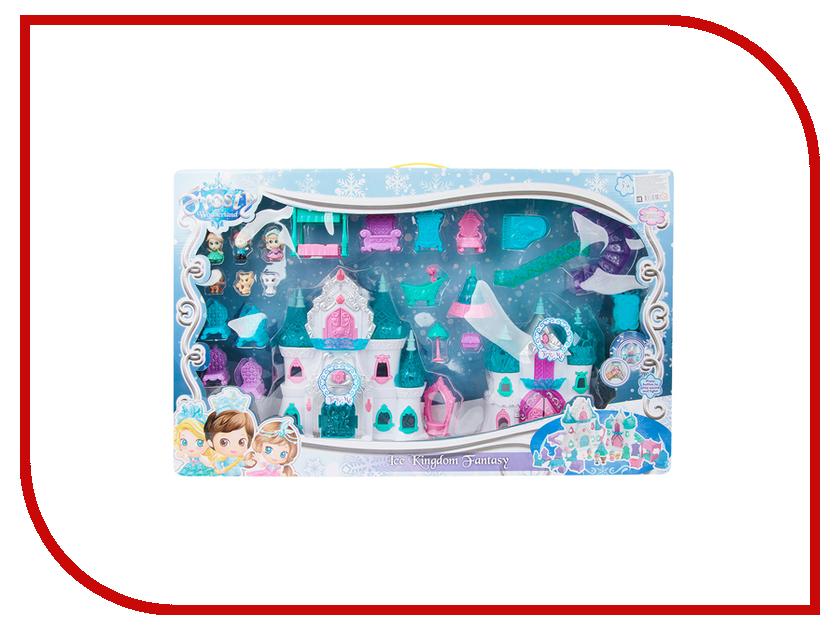 Кукольный домик Игруша Замок GK-1206 GL000525015 игровые наборы игруша набор плита на бат