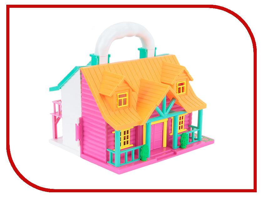 Кукольный домик Игруша I32534 GL000020351 игровые наборы игруша игровой набор кухня
