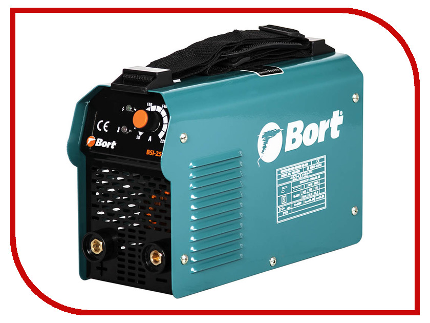 Сварочный аппарат Bort BSI-250H nowley nowley 8 5358 0 2