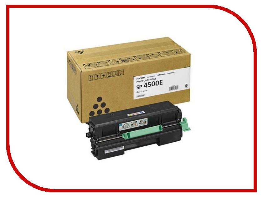 Картридж RICOH SP 4500E 407340 tprhm mp4000 premium laser copier toner powder for ricoh aficio mp3500 mp 4500e 5000 5000b 5001 5002 5002sp 1kg bag free fedex