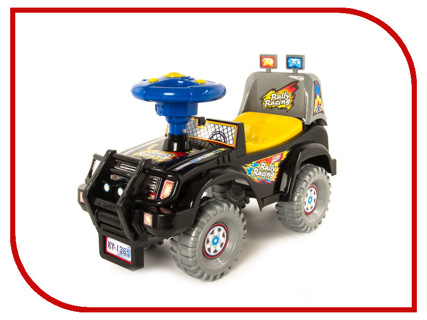 Каталка Kids Rider 1365BS Black 00000608237 каталки kids rider 1103