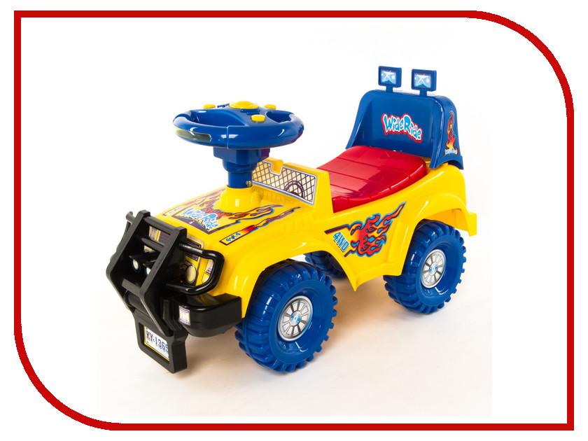 Каталка Kids Rider 1365YS Yellow 00000661899 каталки kids rider 1103